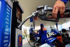 Chiều nay giá xăng dầu có thể tăng nhẹ