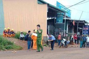 Truy tìm xe tải làm đứt cáp khiến 2 học sinh bị điện giật tử vong