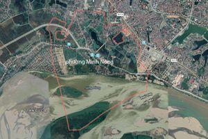 Phú Thọ sơ tuyển nhà đầu tư Dự án Khu nhà ở đô thị Minh Tân