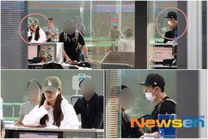 Bắt gặp Hyun Bin - Son Ye Jin ở sân bay, Jungkook (BTS) lộ hình xăm 'Army'