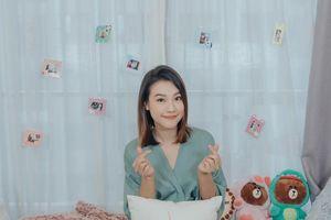 Á hậu Hoàng Oanh tiết lộ từng rung động với MC Quang Bảo năm 16 tuổi