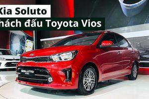 Giá từ 399 triệu đồng, Kia Soluto 'đe dọa' Toyota Vios và Hyundai Accent