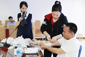 Xí nghiệp Xăng dầu Quảng Ninh: Củng cố mạng lưới an toàn vệ sinh viên