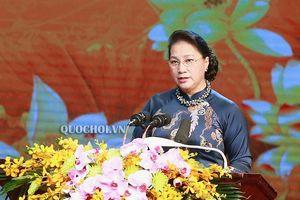 Diễn văn của Chủ tịch Quốc hội Nguyễn Thị Kim Ngân tại Lễ kỷ niệm 130 năm Ngày sinh Trưởng ban Thường trực Quốc hội Bùi Bằng Đoàn