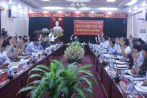 Ngành Tổ chức xây dựng Đảng tỉnh Cao Bằng thực hiện thí điểm quản lý công chức theo vị trí việc làm