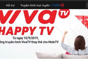 Sau nhiều biến cố, AVG đổi tên thương hiệu truyền hình MobiTV thành VivaTV