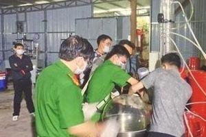 Công an Việt Nam, Trung Quốc phối hợp điều tra mở rộng chuyên án triệt phá đường dây ma túy xuyên quốc gia