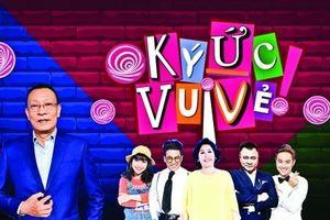 Lịch phát sóng chương trình 'Ký ức vui vẻ' trên VTV
