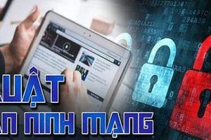Sẽ ban hành Nghị định hướng dẫn Luật An ninh mạng trong năm 2019