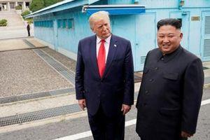 Nhà lãnh đạo Kim Jong-un viết thư mời ông Trump thăm Triều Tiên