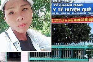 Chồng bệnh nhân đâm tử vong bảo vệ bệnh viện bị khởi tố tội Giết người