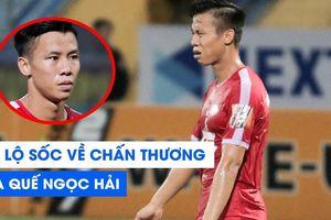 'Ngọc Hải chấn thương khi đá cho ĐT Việt Nam nhưng không ai quan tâm'