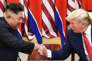 Ông Kim Jong Un viết thư mời Tổng thống Trump thăm Bình Nhưỡng