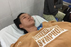 Tây Ninh: Công an vào cuộc vụ chồng bạo hành vợ trước mặt con nhỏ