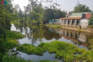 Nạo vét sông Cổ Cò: Lo ngại ảnh hưởng nguồn cấp nước sinh hoạt Đà Nẵng