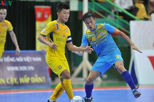 Futsal HDBank VĐQG 2019: Kardiachain Sài Gòn trở lại top 4
