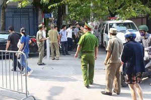 Nam thanh niên sát hại 2 nữ sinh rồi nhảy lầu tự tử ở Hà Nội
