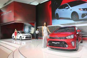 Kia Soluto chính thức ra mắt tại Việt Nam, giá từ 399 triệu đồng