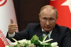 'Mời' Saudi mua S-400: Lời bông đùa của TT Putin hé lộ lợi thế bất ngờ cho Nga trước Mỹ tại Trung Đông