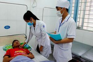 Sau lũ, 23 người mắc sốt xuất huyết
