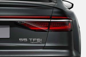 Ý nghĩa những ký tự đặc biệt được gắn trên đuôi xe Audi