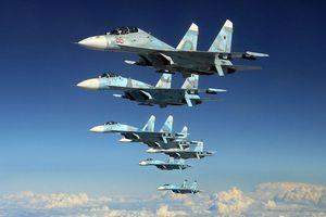 Nga triển khai 40 máy bay tập trận với Ấn Độ vào tháng 12