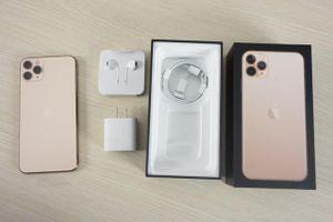 iPhone 11 Pro Max xuất hiện ở Việt Nam, giá gần 100 triệu