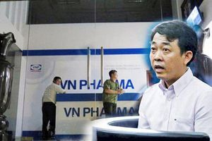 Chuyển kết luận thanh tra vụ VN Pharma sang Ủy ban Kiểm tra Trung ương