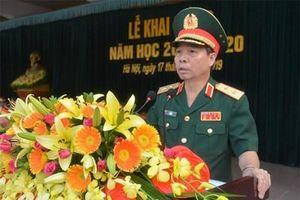 Trường Sĩ quan Lục quân 1 khai giảng năm học 2019-2020