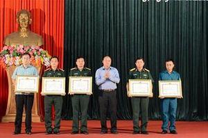 Bắc Giang sơ kết xây dựng nền quốc phòng toàn dân giai đoạn 2009-2019