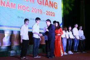 Trường Đại học Giao thông vận tải khai giảng năm học mới