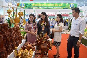 350 gian hàng tham gia 2 hội chợ ngành Nông nghiệp