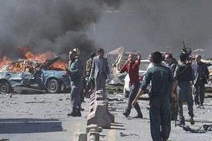 Afghanistan: Nổ bom tại một cuộc vận động tranh cử, 14 người thiệt mạng