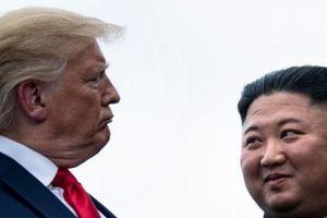 Trump không bình luận gì về lời mời tới Bình Nhưỡng