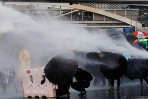 Cảnh sát Hồng Kông lên án vụ biểu tình