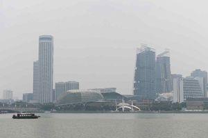 Singapore trấn an dư luận về tình trạng khói mù có thể cản trở chặng đua F1