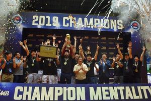 Ngược dòng kịch tính, Saigon Heat lần đầu đăng quang ngôi vô địch VBA