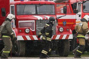 Phát hiện 8 thi thể trong căn hộ chung cư cháy rụi