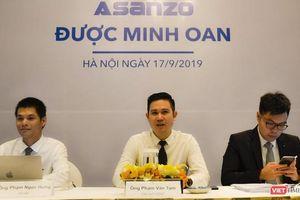 Tuyên bố sản xuất trở lại, Asanzo nói bị thiệt hại 1.000 tỷ đồng