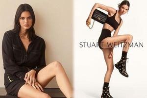 Mê mẩn vóc dáng siêu mẫu của em gái chân dài nhà Kardashian