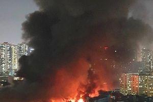 Hà Nội công bố nguyên nhân gây cháy tại Công ty Rạng Đông