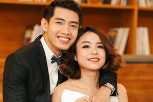 Ca sĩ Thái Trinh chia tay bạn trai Quang Đăng