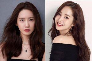 Diễn viên Park Min Young và Yoona tham gia AAA 2019 tại Việt Nam