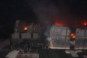 Làm rõ nguyên nhân vụ cháy tại Công ty Rạng Đông