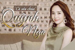 'Cá sấu chúa' Quỳnh Nga: Mọi người sẽ thấy tôi và anh Việt Anh song hành