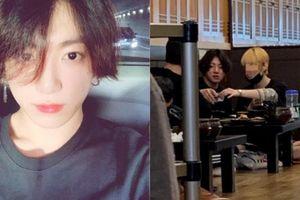 HOT: Jungkook BTS bí mật hẹn hò với gái đã có chồng?