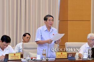 Trình Quốc hội Nghị quyết xử lý tiền nợ thuế không còn khả năng thu tại kỳ họp thứ 8