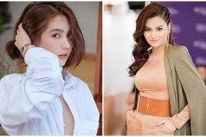 Ngọc Trinh đăng bài dằn mặt Vũ Thu Phương khi bị cựu siêu mẫu lên báo 'cà khịa'