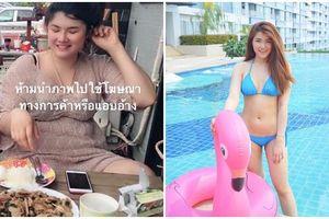 Cô gái Thái giảm 30kg trong 4 tháng, 'lột xác' ngoạn mục khiến nhiều người từng chê bai phải lác mắt