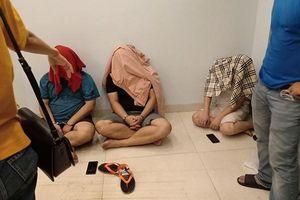 Nhóm người Trung Quốc qua Đà Nẵng tổ chức quay clip sex bị bắt giữ
